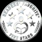 Reader's Favourite 5-stars