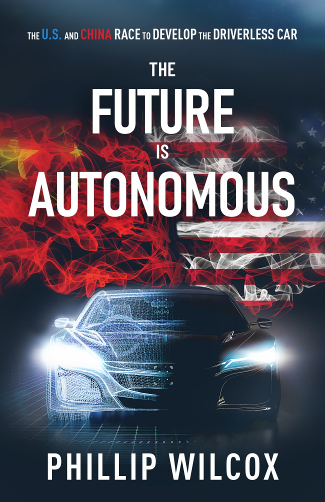 The Future is Autonomous by Phillip Wilcox