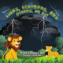 Lions, Leopards and Storms, oh my!