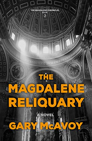 The Magdalene Reliquary by Gary McAvoy