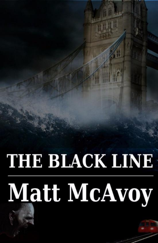 The Black Line by Matt McAvoy
