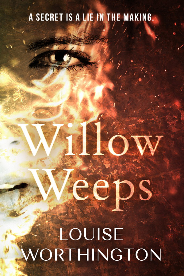 Willow Weeps by Louise Worthington